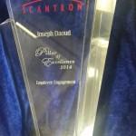 2014 Pillar of Excellence